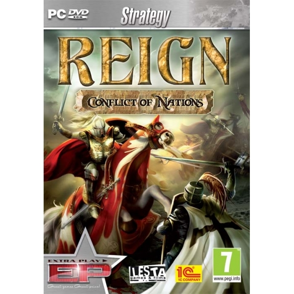 Reign Conflict Of Nations Game PC