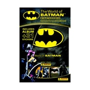 The World Of Batman Sticker Starter Pack