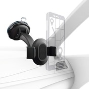 Hama Uni Smartphone Holder, Devices 5.5 - 8.5 cm Wide, with Suction Cup