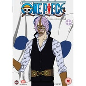 One Piece: Collection 12 Uncut DVD