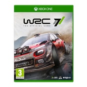 WRC 7 The Official Game Xbox One