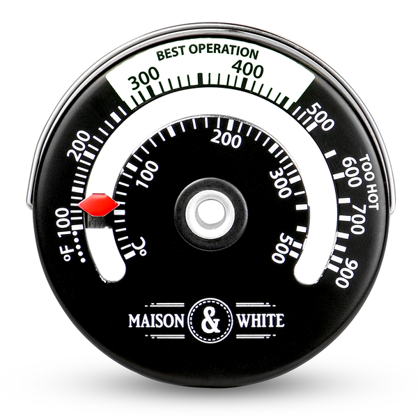 Magnetic Stove Thermometer | M&W