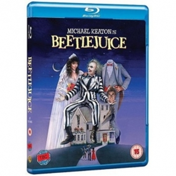 Beetlejuice 1988 Blu-Ray