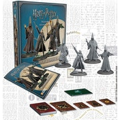 Harry Potter Miniatures Adventure Game Barty Crouch Jr & Death Eaters Exp Board Game