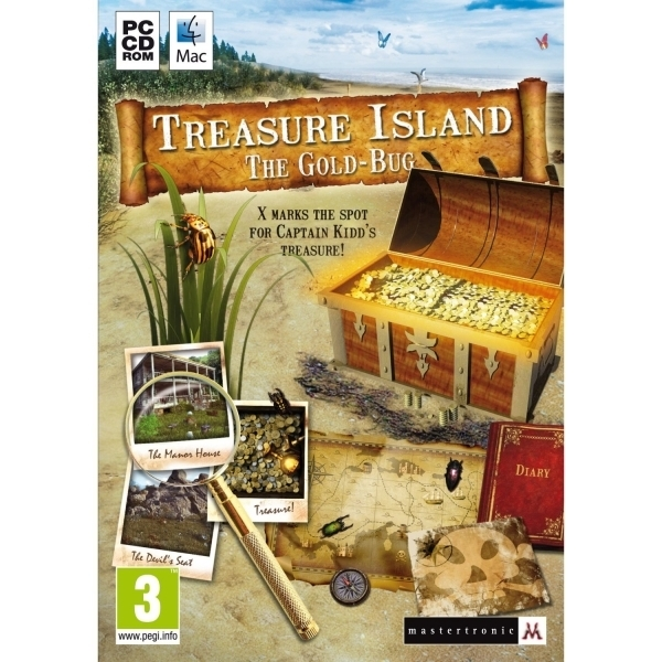 Image of Treasure Island: The Gold [PC]