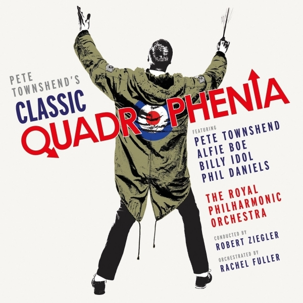 Pete Townsend's Classic Quadrophenia with Alfie Boe CD