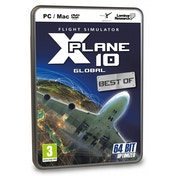 X-Plane 10 (Global Version - Optimised for 64-bit) Best Of Edition PC & MAC Game