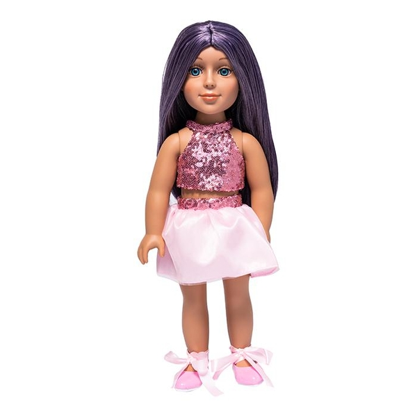 I'm A Girly Fashion Doll Lola