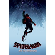 Spider-Man Into The Spider-Verse - Fall Maxi Poster