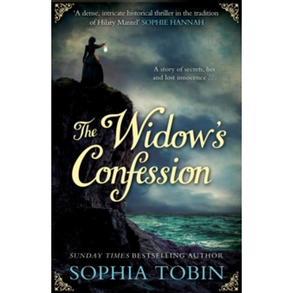The Widow's Confession by Sophia Tobin (Hardback, 2015)