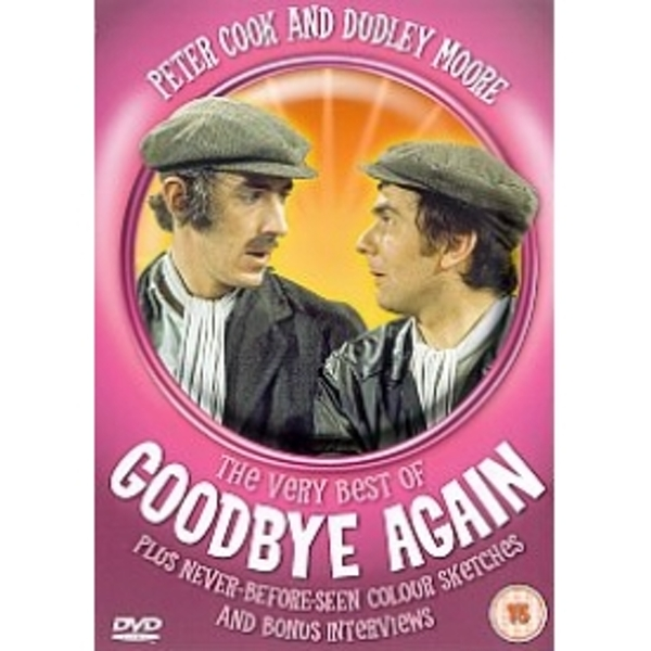 Peter Cooke And Dudley Moore - The Best Of Goodbye Again DVD