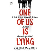 One Of Us Is Lying Paperback - 1 Jun. 2017