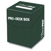 Ultra Pro 100  Green Deck Box