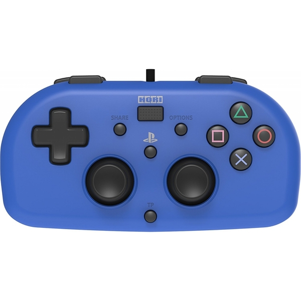 Hori Wired Mini Gamepad PS4 Blue