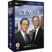 Lewis - Series 1-8 DVD