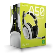 Astro A50 Wireless Bundle White Gaming Headset Xbox One & PC