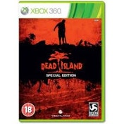 Dead Island Special Edition Game Xbox 360