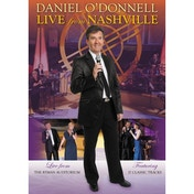 Daniel O'Donnell Live From Nashville DVD