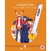 Hosoda Collection: Summer Wars Collector's Edition Blu-ray