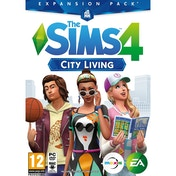 The Sims 4 City Living PC Game