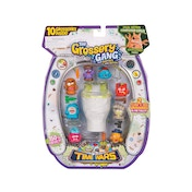Grossery Gang 10 Pack Flush & Fizz Series 5 - Time Wars