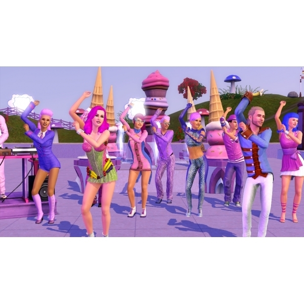 The Sims 3 ShowTime Expansion Pack PC CD Key Download for Origin