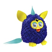 Furby 2012 Blue Yellow