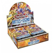 Yu-Gi-Oh! TCG Battles of Legend: Light's Revenge Booster Box (24 Packs)