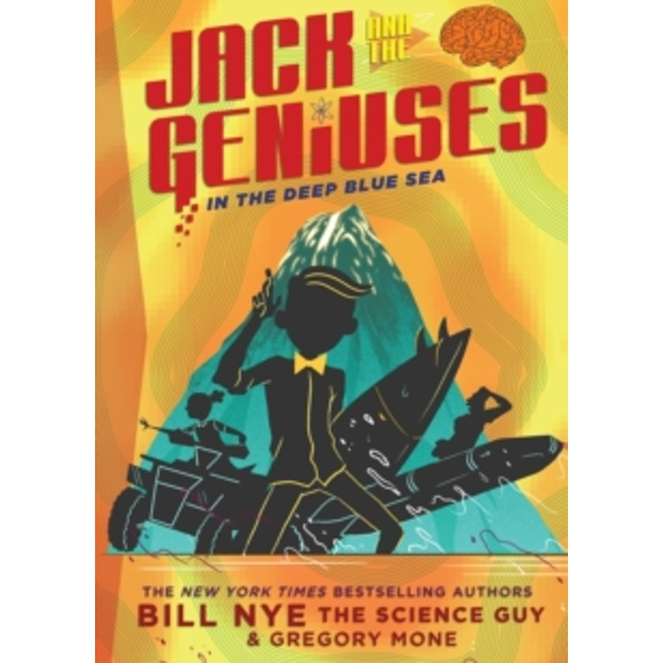In the Deep Blue Sea : Jack and the Geniuses Book #2