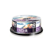 Philips DVD-R 16X 25 PK Spindle