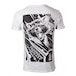 Marvel Comics Guardians of the Galaxy Vol. 2 Men's Small Rocket T-Shirt - White - Image 2
