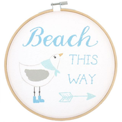 Beach This Way Hoop