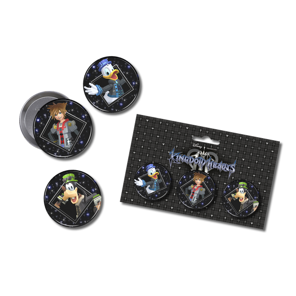 Kingdom Hearts III Deluxe Edition PS4 Game (+ Badge Set) - Image 4