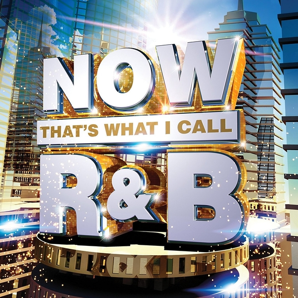 Now That's What I Call R&B CD