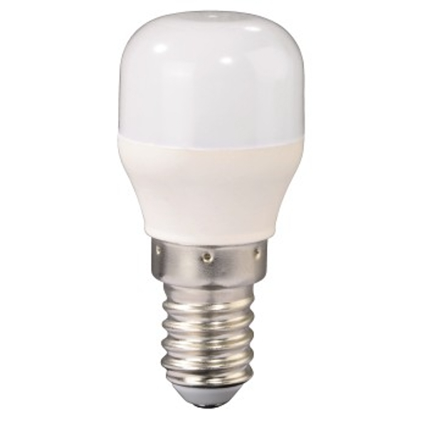 Xavax LED Bulb, E14, 160lm replaces 17W pear bulb, warm white, fridge bulb