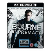 The Bourne Supremacy 4K UHD Blu-ray