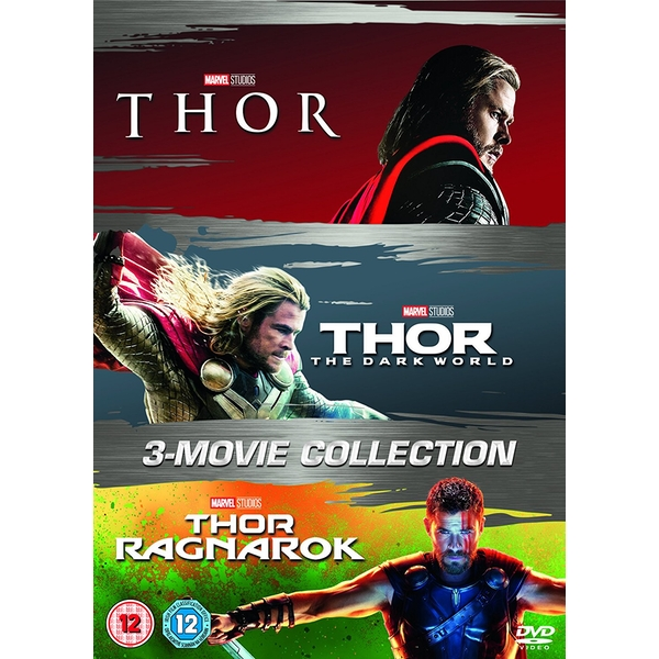 Thor 1-3 Box set DVD