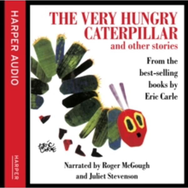 The Very Hungry Caterpillar (CD Audio, 2003)