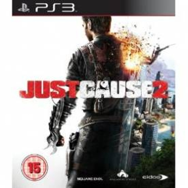 Just Cause 2 Game PS3