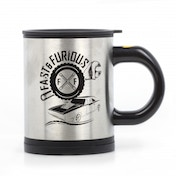 Thumbs Up! Fast & Furious - Self Stirring Mug