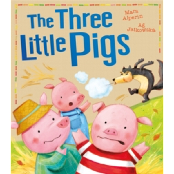 The Three Little Pigs by Mara Alperin (Paperback, 2015)