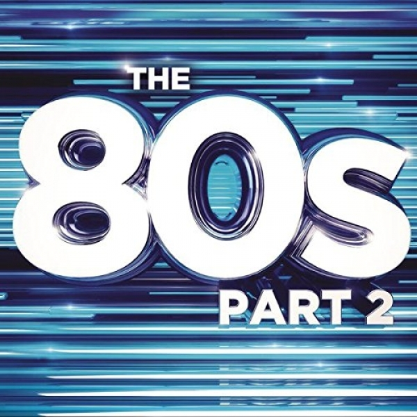 Various Artists - The 80s Part 2 CD