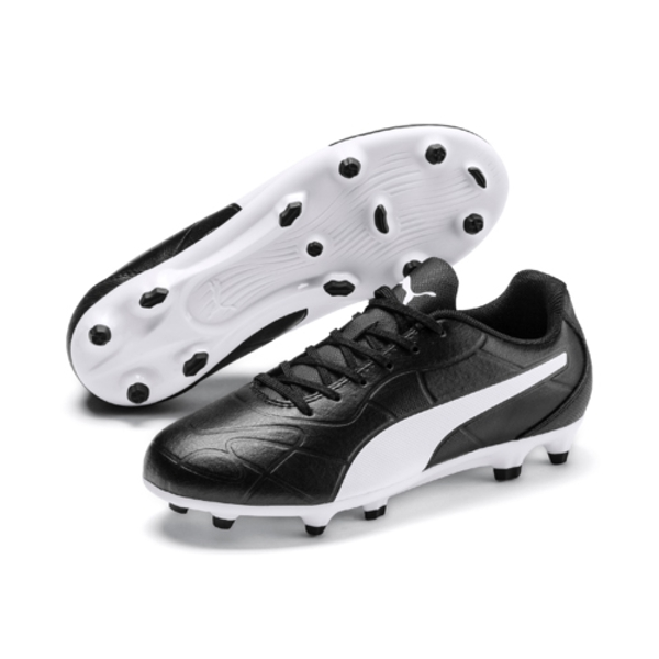 Puma King Monarch Junior FG Football Boots - UK Size 4