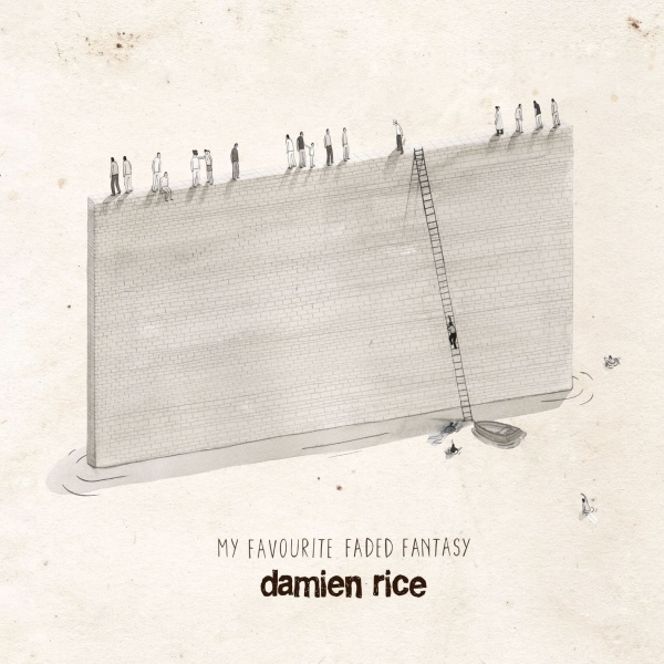 Damien Rice - My Favourite Faded Fantasy CD