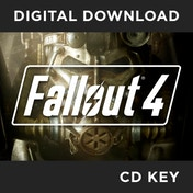 Fallout 4 PC CD Key Download for Steam