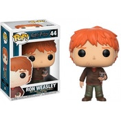 Ron Weasley with Scabbers (Harry Potter) Funko Pop! Vinyl Figure