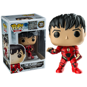 The Flash Unmasked (DC Justice League) Funko Pop! Vinyl Figure #201
