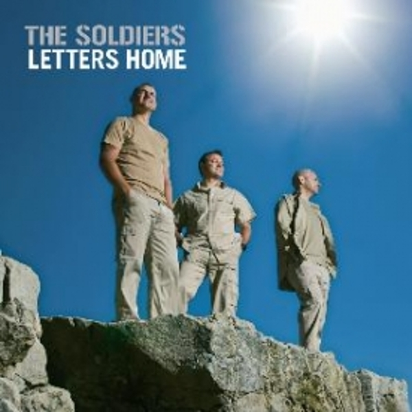 The Soldiers Letters Home CD