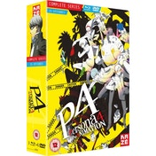 Persona 4 The Animation - Complete Season Box Set (Episodes 1-25) Blu-ray/DVD Combo Pack