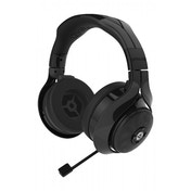 Gioteck FL 300 Wired Stereo Headset with Removable Bluetooth Speakers -Black(PS4/Xbox One/PC/PSVita)